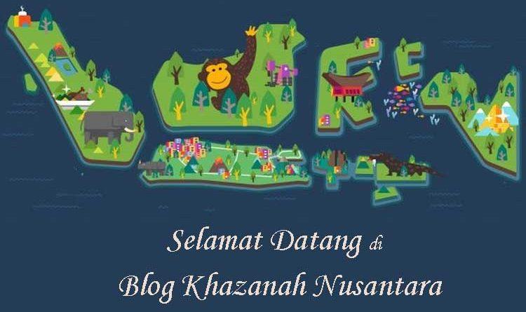 Blog Khazanah Nusantara